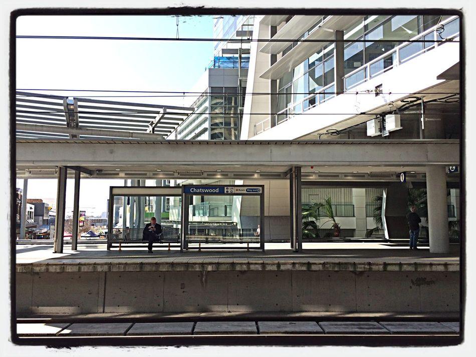 A beautiful day Commuting Public Transportation Enjoying Life