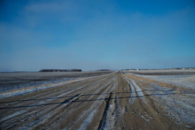 2-12-16 Arid Climate Copy Space Fargo Horizon Over Land Journey Landscape Leading Nature Non-urban Scene North Dakota Outdoors Perspective Remote Sand Sand Dune Scenics Solitude The Way Forward Tranquil Scene Tranquility West Fargo