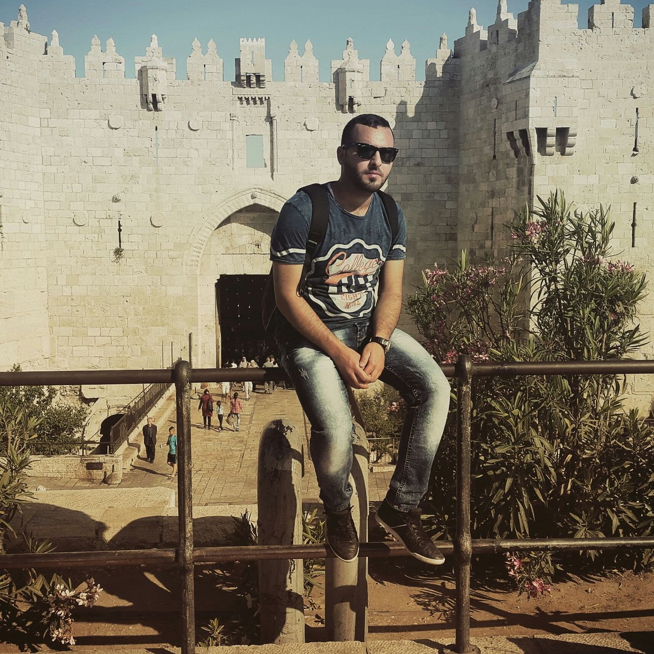 Deya ( Me Taking Photos Hanging Out Have A Nice Day! Jerusalem باب العمود القدس من في القدس الا انت !!! Palestine القدس EyeEm )
