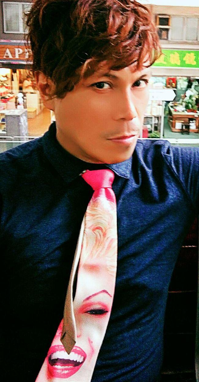 Well-dressed Leisure Activity Lifestyles Casual Clothing Young Adult HongKong Hong Kong Hongkongstreet Fradhyt Tie