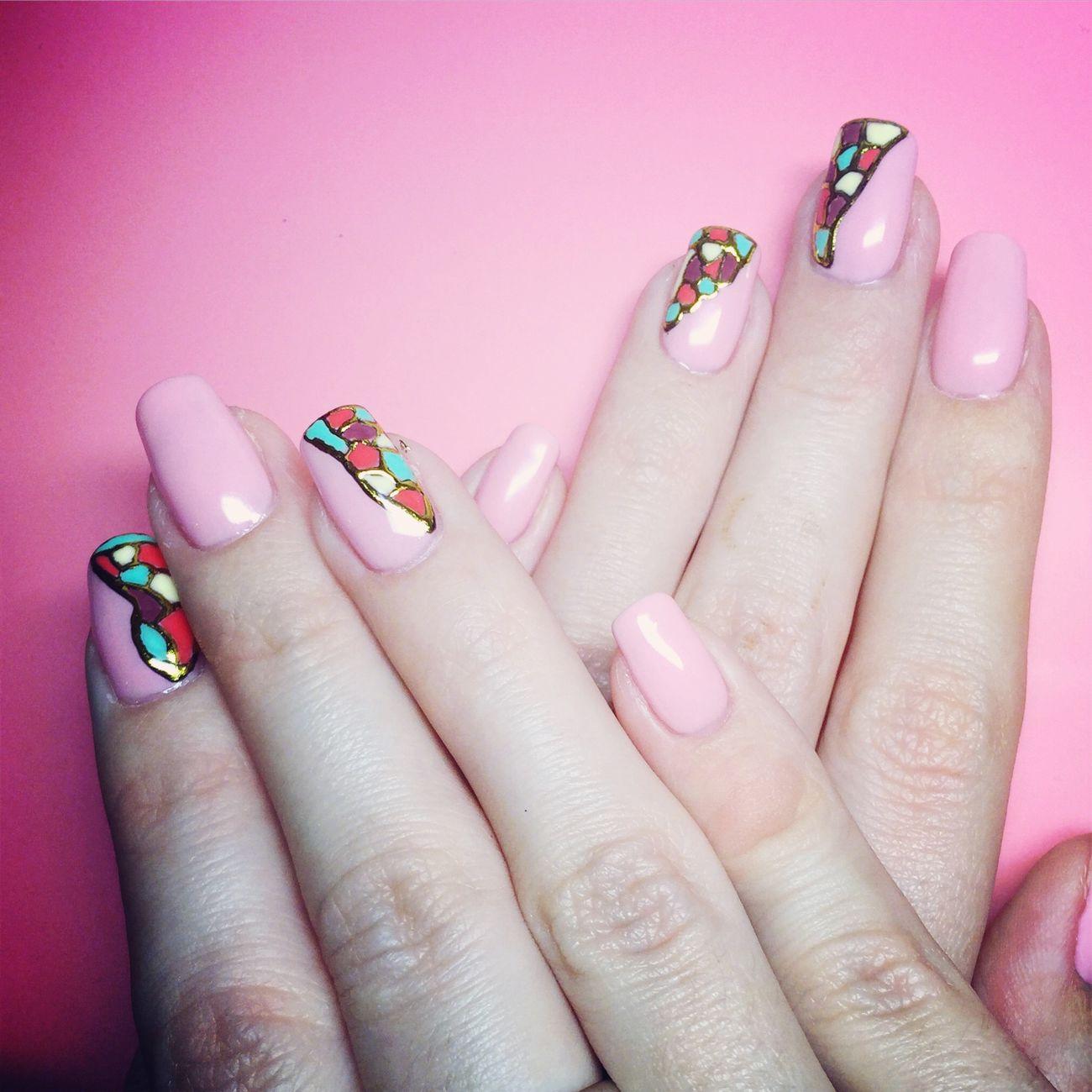 Nails Manicure Gellac Shellac
