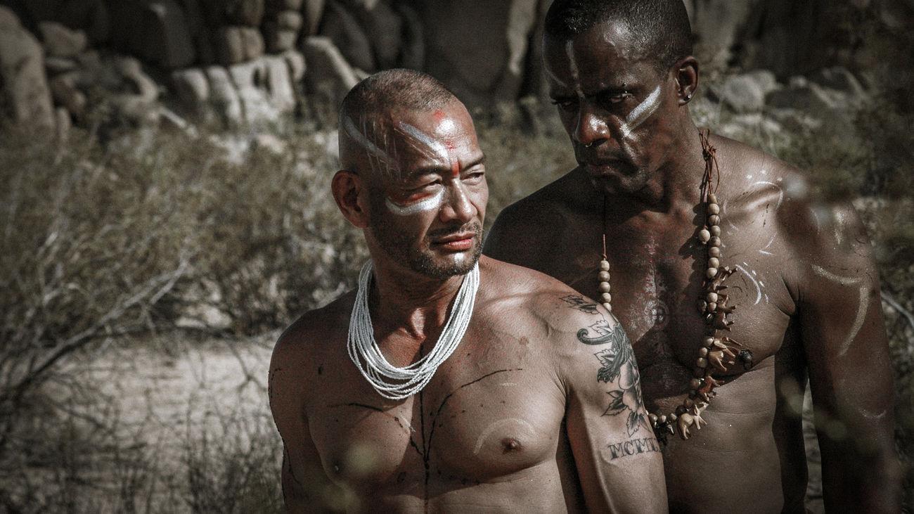 Warriors Close-up Day Joshua Tree National Park Men Nature Outdoors Portrait The Portraitist - 20I6 EyeEm Awards