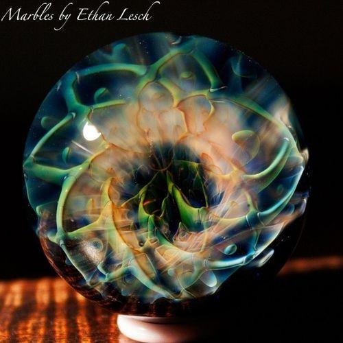 Marble Marblemadness Headyglass Headyart boro boroart glass glassmarble glassblowing ventura 805 glassrootz ethanlesch