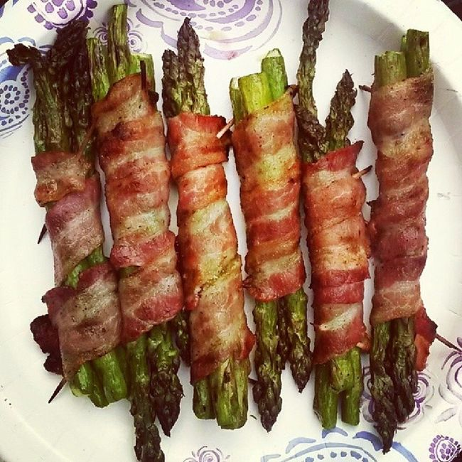 Everything's better with bacon. Food Foodgram Bacongram