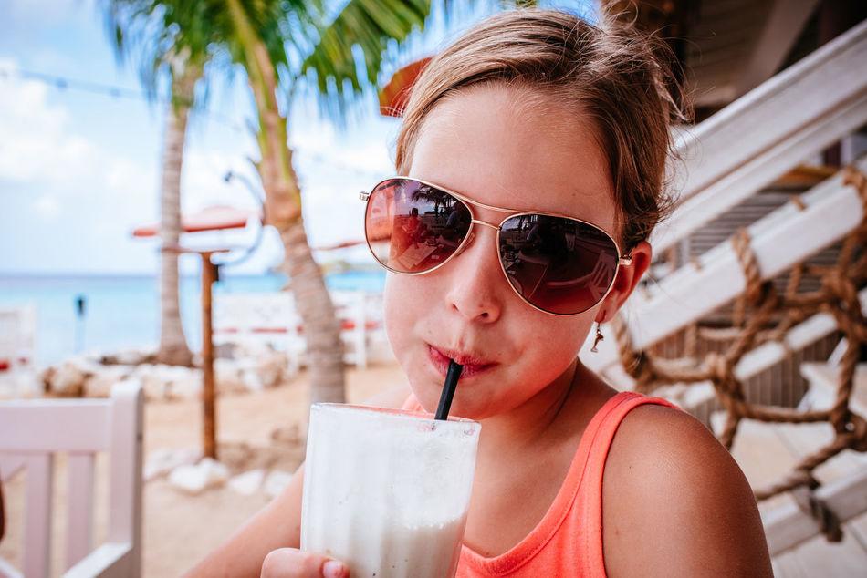 Beautiful stock photos of lippen,  6-7 Years,  Beach,  Close-Up,  Curacao