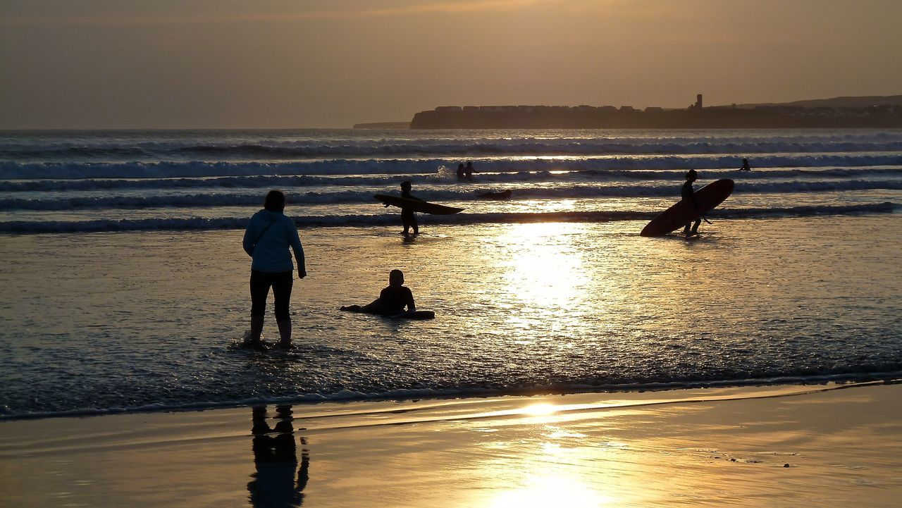 Beautiful stock photos of ireland, Beach, Enjoying, Enjoyment, Leisure Activity