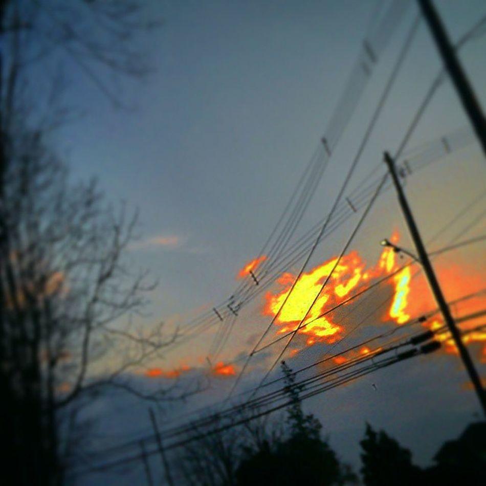 Cloud warfare. Igerspennsylvania Ig_pennsylvania Earthporr Eastcoast dubc psychedelic napalm sunrise