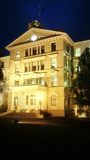 Buildings Old Buildings Architecture Wellington