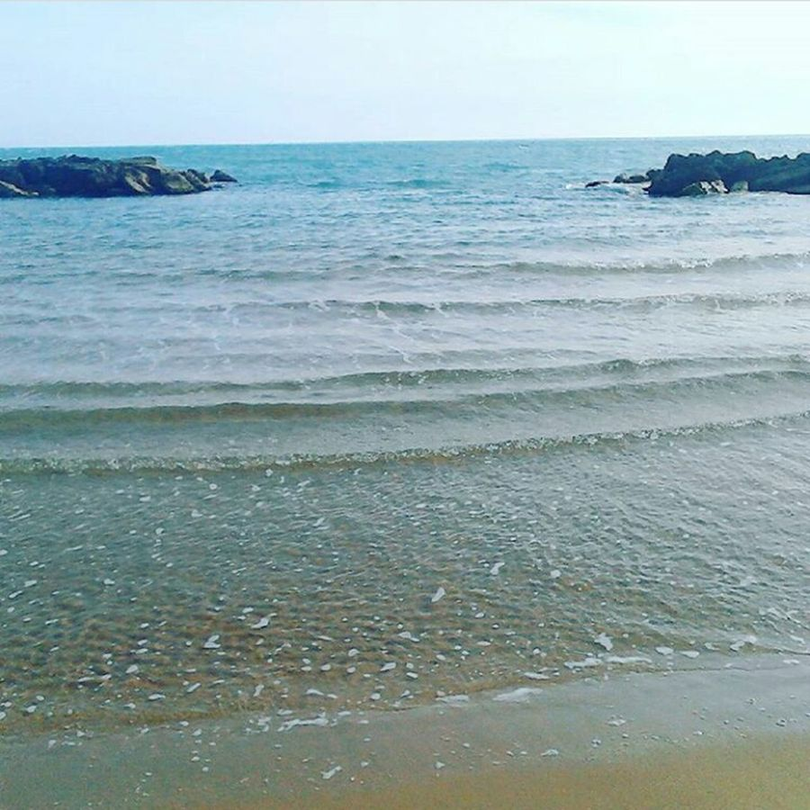 Sicilia Sicily Sicily, Italy Sicilyphotography Scoglitti Spiaggetta Mare Beautiful Nature Beach Sea Text Western Script Water Horizon Over Water Vacations Communication No People Surfing Outdoors Scenics Day Nature Close-up Orthographic Symbol