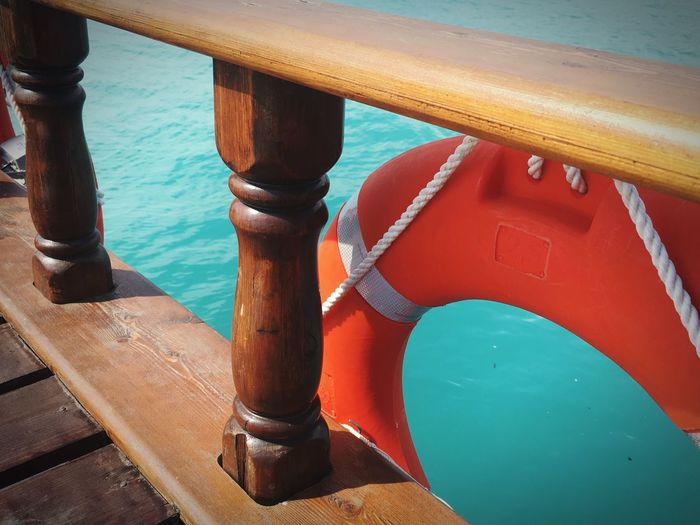 EyeEm Selects Blue Day Sea Wood - Material Boat Deck Beauty In Nature Море прогулка Nature