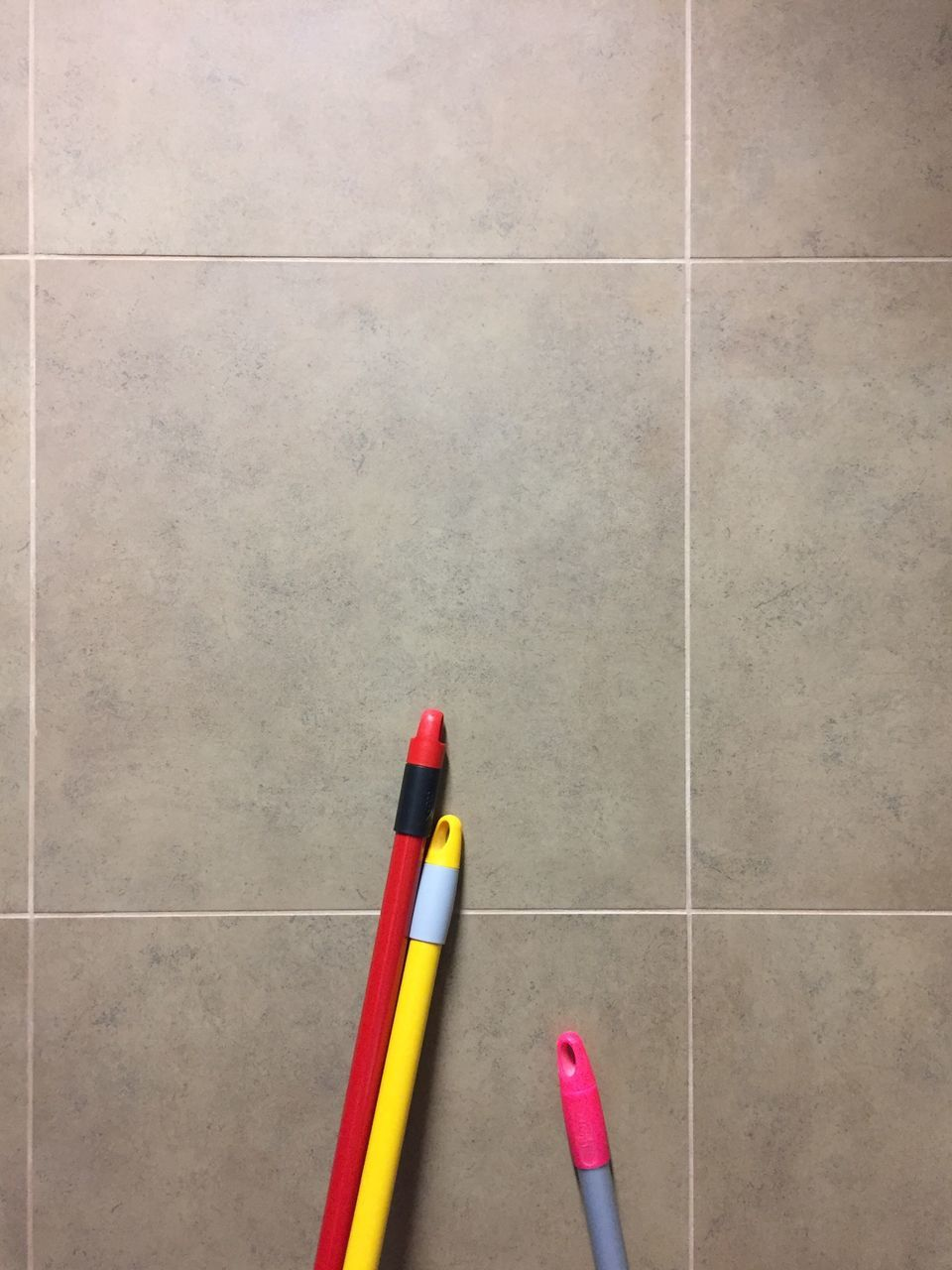 tiled floor, tile, multi colored, no people, indoors, day, close-up