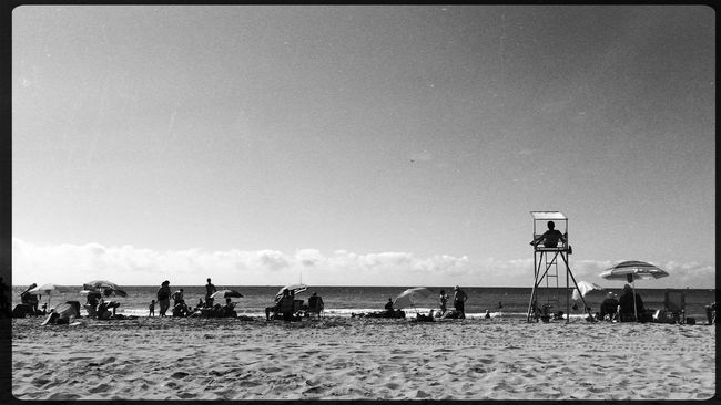 colorless summer - IPhoneography Mobilephotography Open Edit Blackandwhite Shades Of Grey Summer Views The EyeEm Facebook Cover Challenge EyeEm Best Shots EyeEm Best Shots - Black + White Hipstamatic