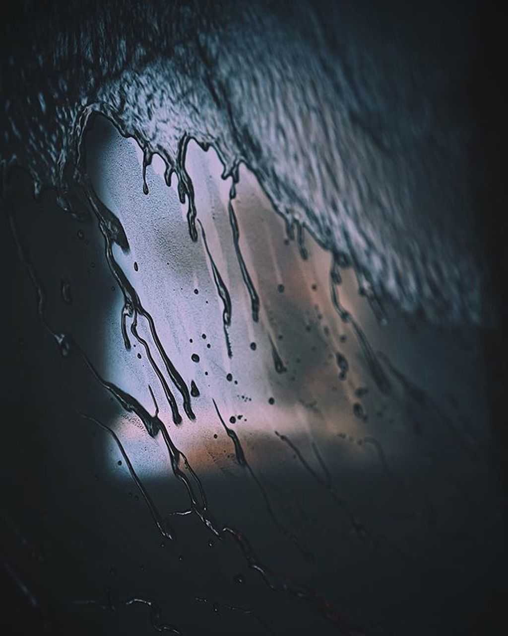 drop, wet, water, window, close-up, raindrop, no people, indoors, day, nature, dripping, sky