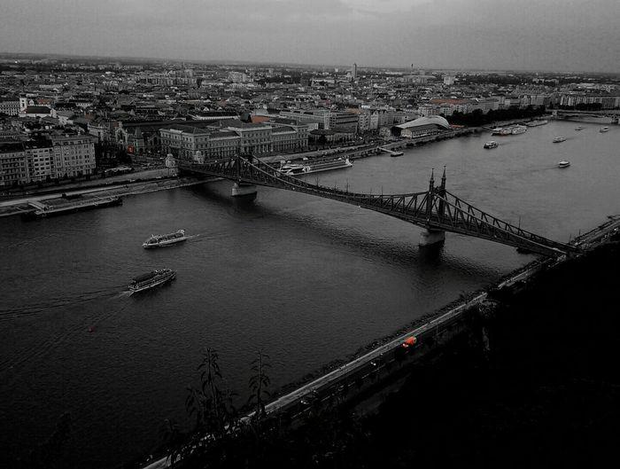 Budapest Budapest, Hungary Budapestagram Budapest_hungary Budapest Love Budapest View Budapestview Budapestcity Liberty Bridge Duna Danube Danube River Danuberiver Danube In Budapest Danube Bridge