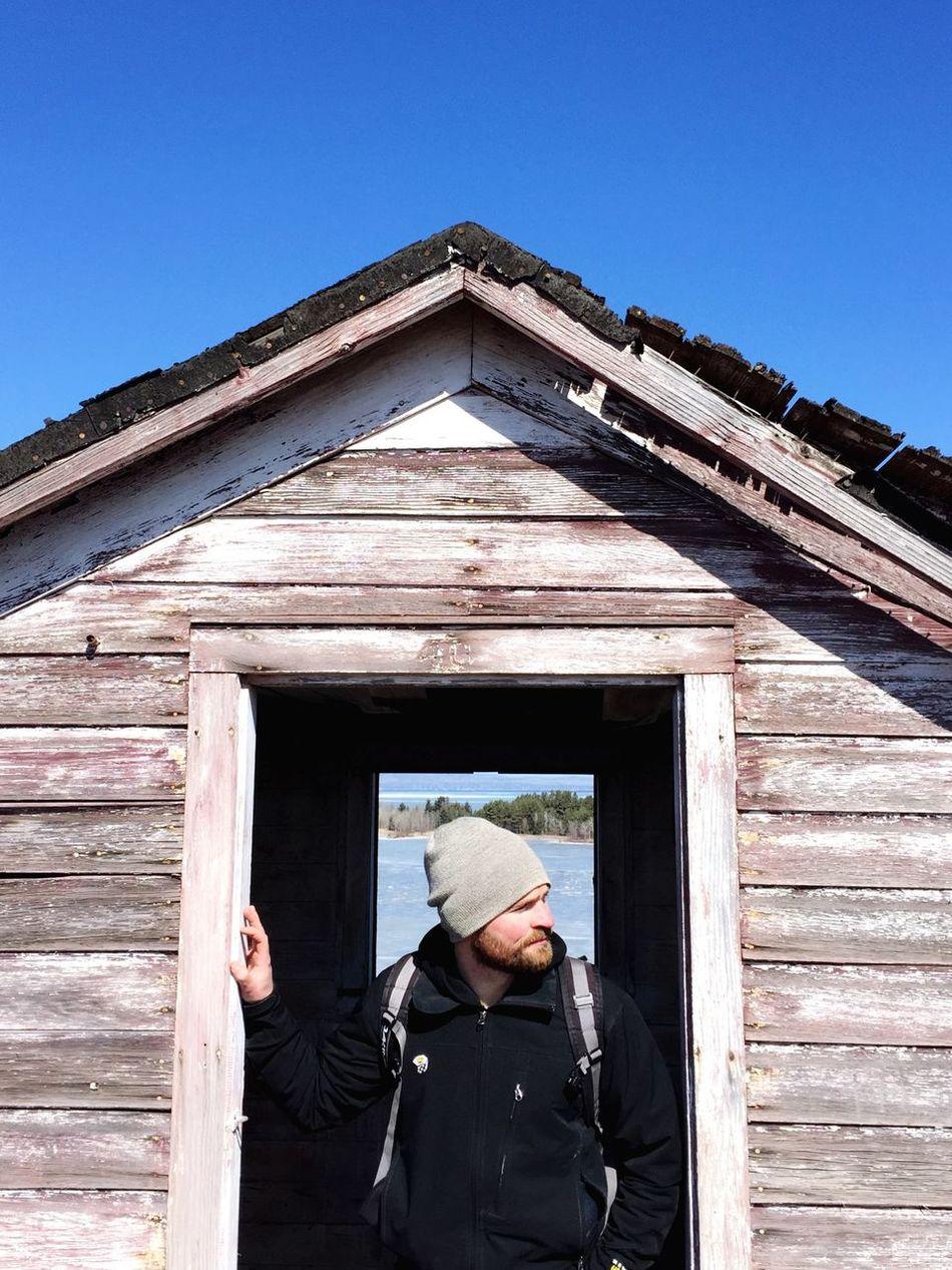 Beautiful stock photos of door, Blue, Caucasian Ethnicity, Cottage, Day