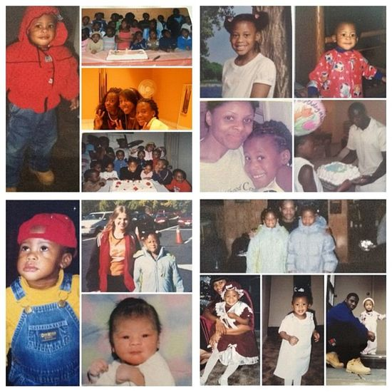 TBT  got real bored so decided to make a collage Puffs Balles 2005 Tims Pjs Brogodmom Cake Buddie  7thbirthday Mommy Christmas Snapback Overalls Karate 9thbirthday Hospitalpic Dad Skully Jailpose Churchoutfit @jania_ @loveable_brit @b_blanka @swaggerificbeauty315 @youngflav @willianax0 look for yall self lol y'all in der 😘👍✌