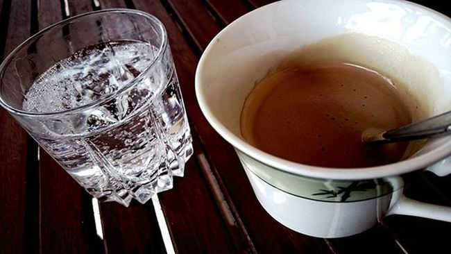 Goodchoice Coffee Mineralwater Chill
