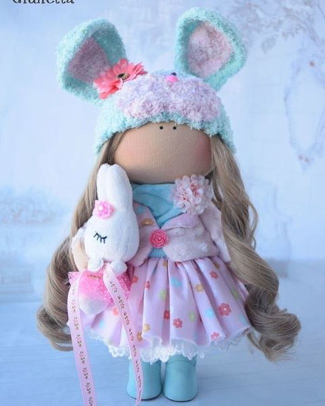 Doll Photography Rabbit ❤️ Rabbit 🐇 💋💋