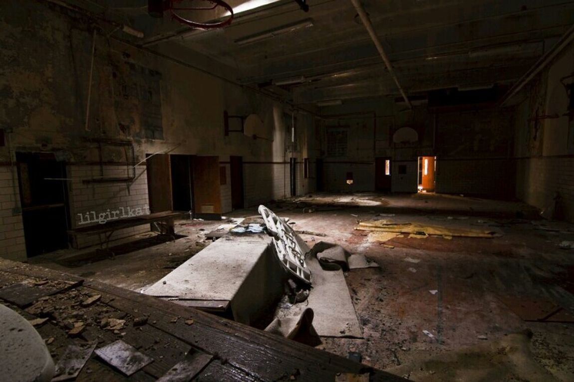 Abandoned & Derelict Partnersingrime Filthyfeeds Rockford Illinois