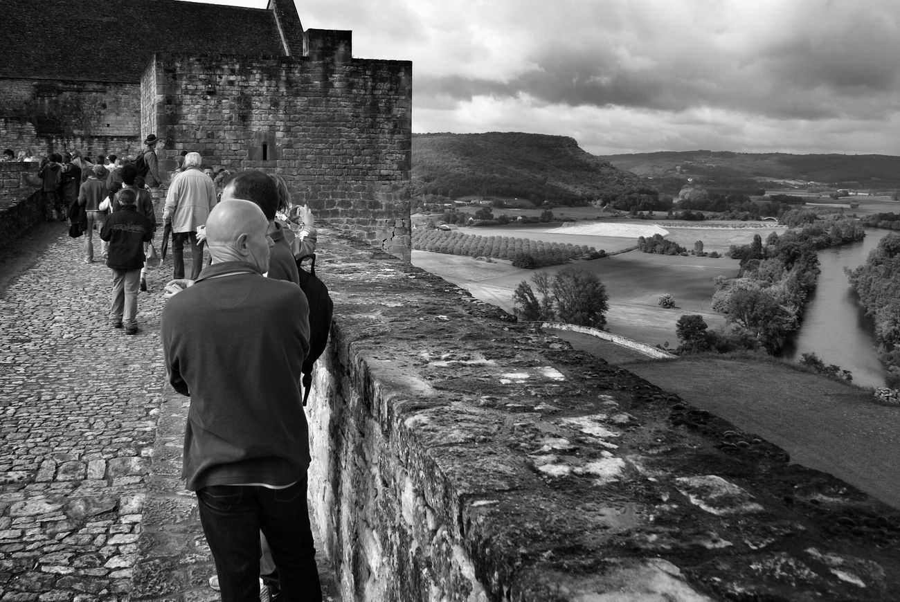 Taking Photos Black And White Collection  Dordogne EyeEm Best Shots - Black + White Monochrome Eye4photography  Photography Black And White C'est Ma France Eyeem France EyeEm Gallery France EyeEm Best Shots Taking Photos Check This Out Hanging Out Outdoors Landscapes Landscape Landscape_Collection Castle Old Buildings Perigord Fine Art Taking Photo