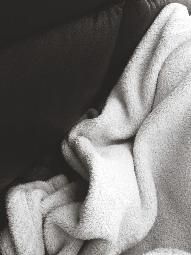 Day Off Blackandwhite Black And White Blanket White Blanket Cozy