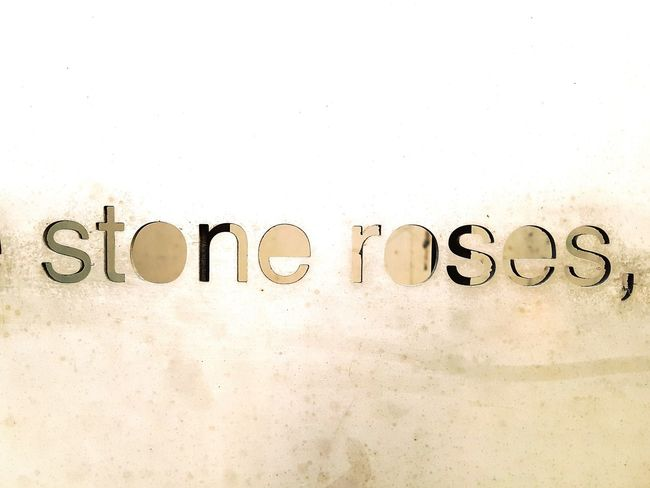Stones Roses Hacienda Music Stone Roses Manchester First Eyeem Photo