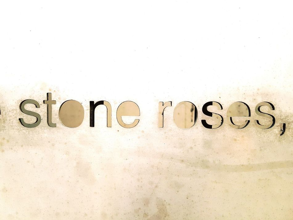Stones Roses Hacienda Music Stone Roses Manchester First Eyeem Photo