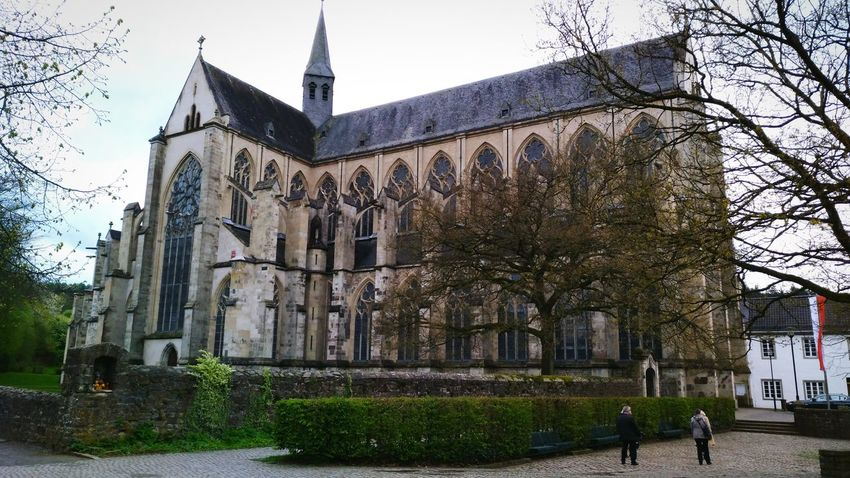 History Building Exterior Taking A Trip Looking Around Altenberger Dom