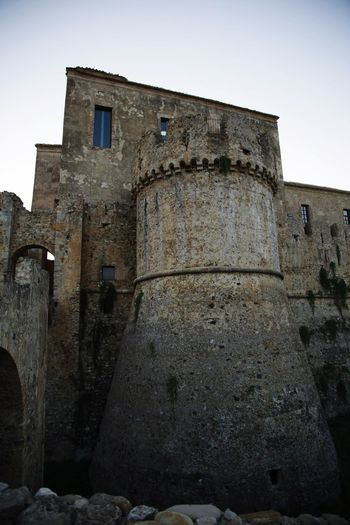 Castel Frederick II Italy Historical Monuments Architecture Timeless Canon 6D