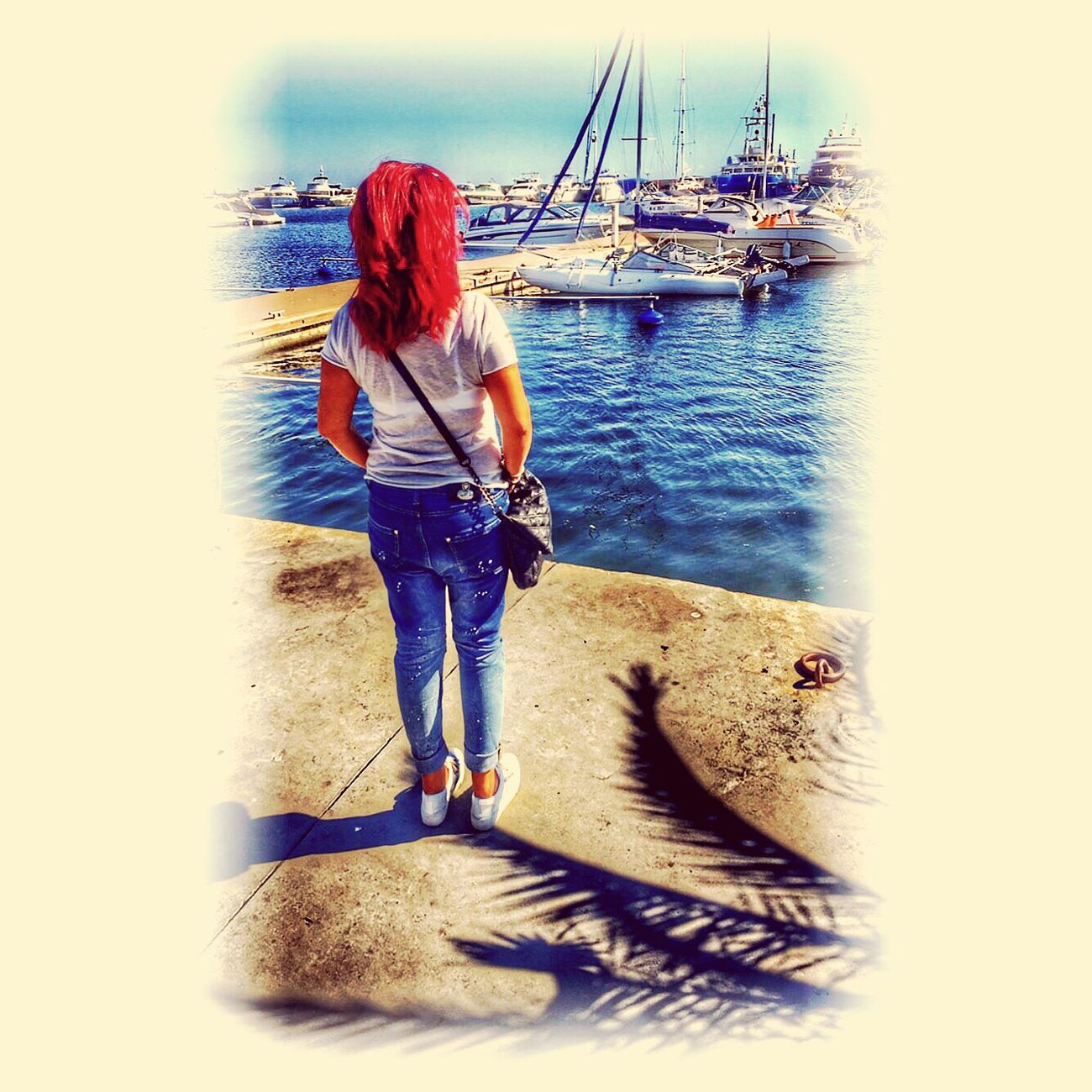 Finishsummer. Lastsummerdays Missing Marina Port Yahts Boats⛵️