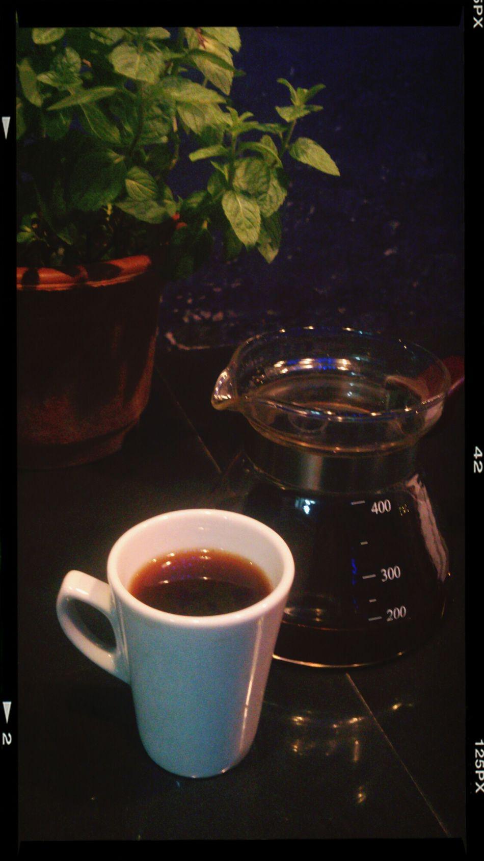 咖啡就是慢节奏的东西