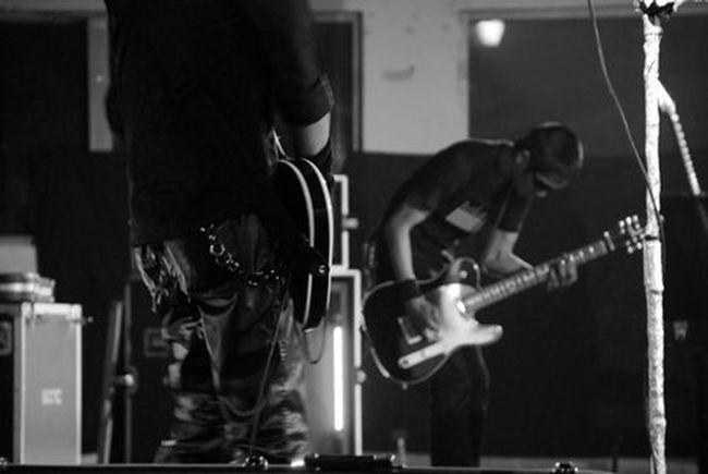 Blackandwhite That's Me Fender Telecaster Makingvideo