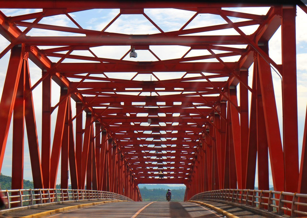 San Juanico bridge Architecture Connection Built Structure Day Travel Destinations No People Outdoors Sky Nature Sanjuanicobridge Sanjuanicobridgeview Leyte, Philippines Samar Philippines Bridge Bridge - Man Made Structure