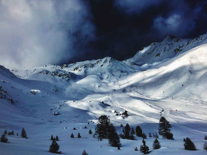 Swiss Alps Valais Valdanniviers Grimentz Zinal Snow Winter Mountain Nature Beauty In Nature Shades Of Winter