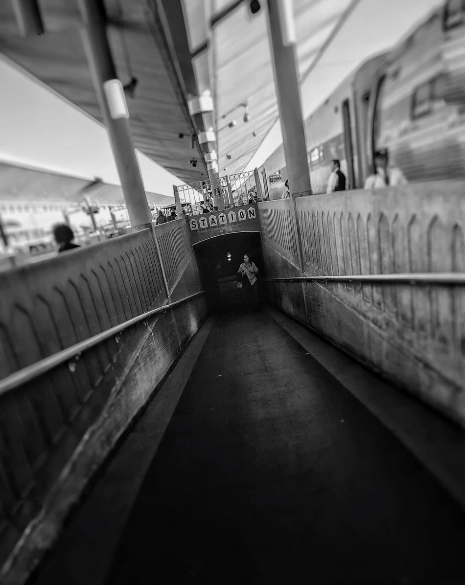 Almost there... Train Station Fortheloveofblackandwhite Eye4photography  Bnw_friday_eyeemchallenge Monochrome Capture The Moment Eye4photograghy Weekend Getaway Untold Story Notes From The Underground I Can't Wait Black And White have a lovely weekend!