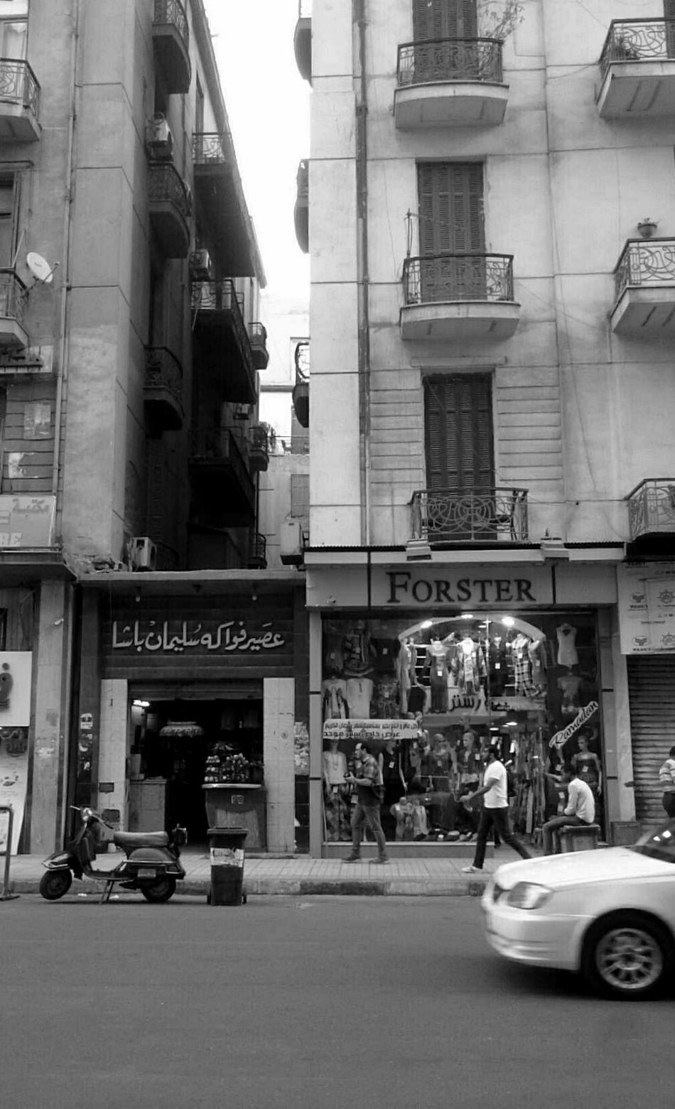 In Cairo Architecture Transportation Mode Of Transport Building Exterior City Built Structure City Life Outdoors City Street Road Egypt Artchitecture Black And White Cairobyme Cairo Streets Egyptphotography Taxi Old Architecture Photooftheday