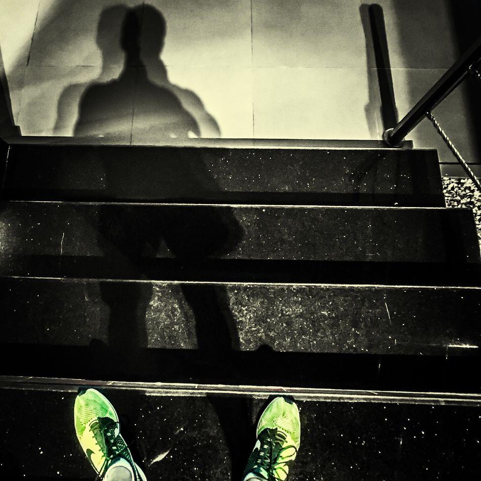On A Health Kick after the 10k training Fitnesstime Riyadh Saudi Arabia