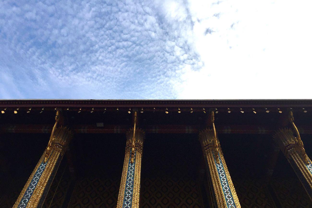 A day at Grand Palace Bangkok Thailand