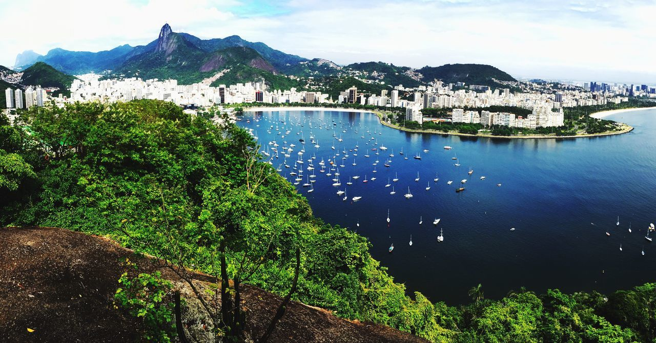 My Year My View Water Nature Beauty In Nature Sky Mountain Outdoors Tranquil Scene No People Landscape Iphoneonly Pãodeaçucar Praiadebotafogo Lifestyle Rio De Janeiro Riodejaneiro Love Life Happy