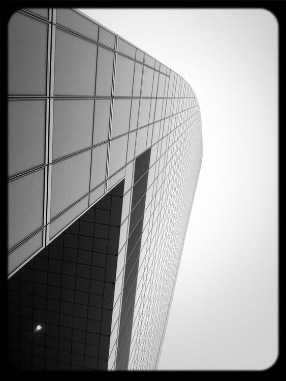 Architecture at Espacio 2. Torre Espacio. by Juan Pascual
