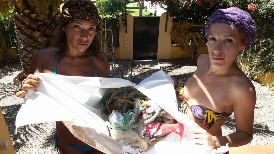 Basura De La Playa Limpieza De Mar Vida Nildaya.es