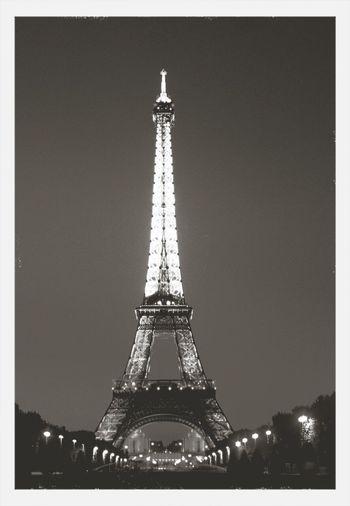 Paris♥ NiceShot Dream Blackandwhite Love