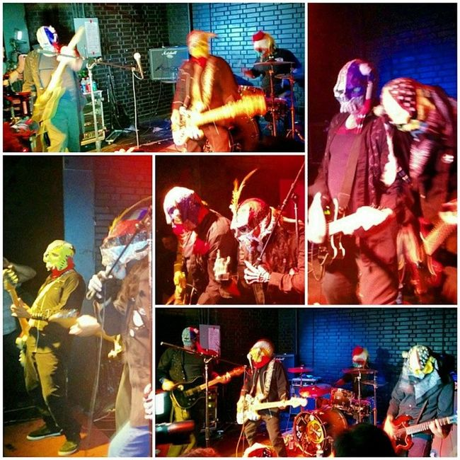 The Drunk Injuns rocked the N-Mas Nfest Saturday night. Thanks @morizen13 Ray Matt Mike and Mike! Norcal N4Life