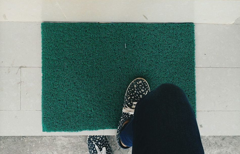 one step at time. Collegelife Steps Green Tightjeans