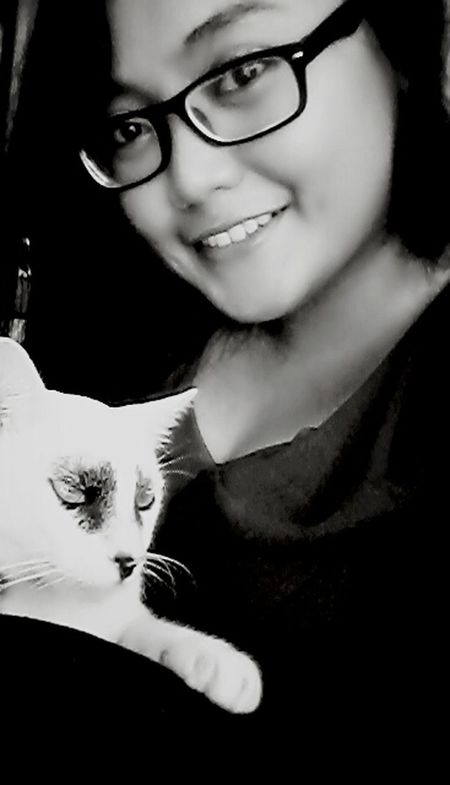 Enjoying LifeWith Cat
