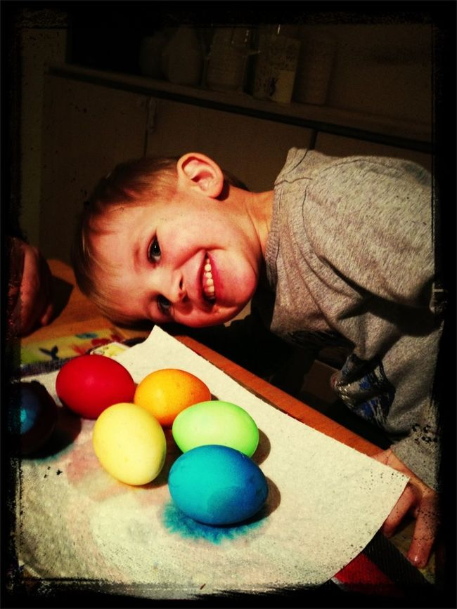 Easter Preperations