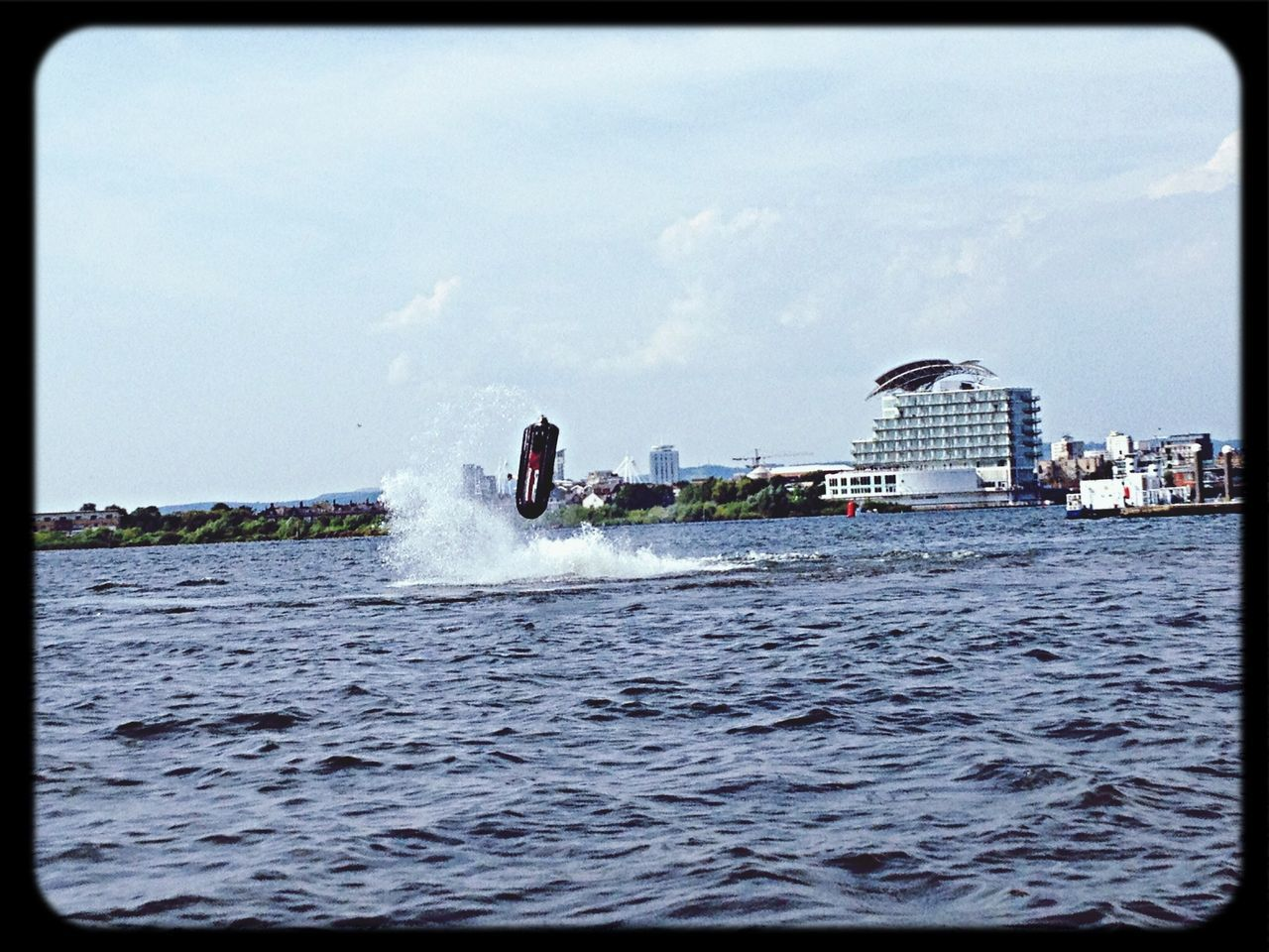 Awesome Jetsky display :))