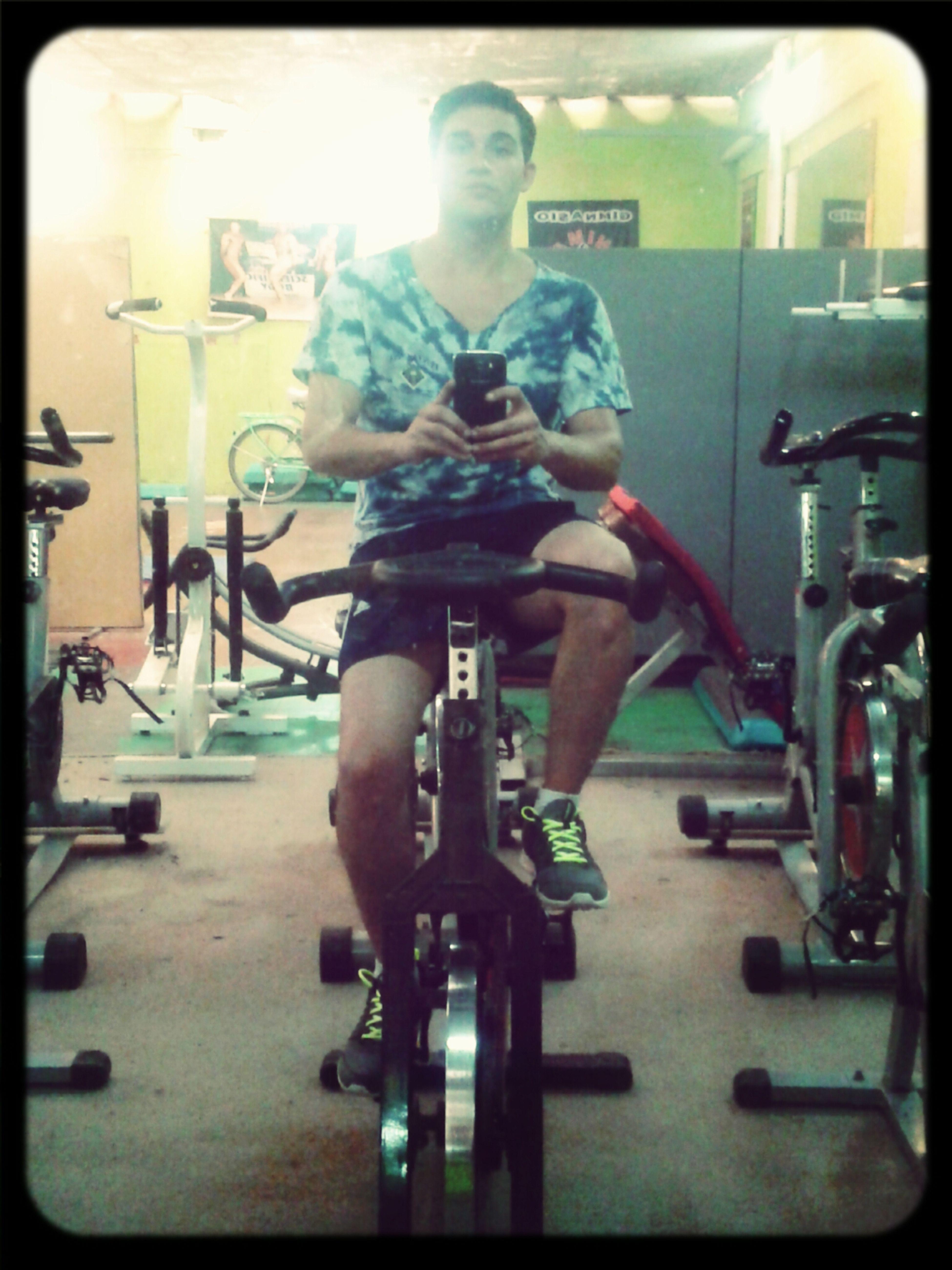 full gym!!! First Eyeem Photo