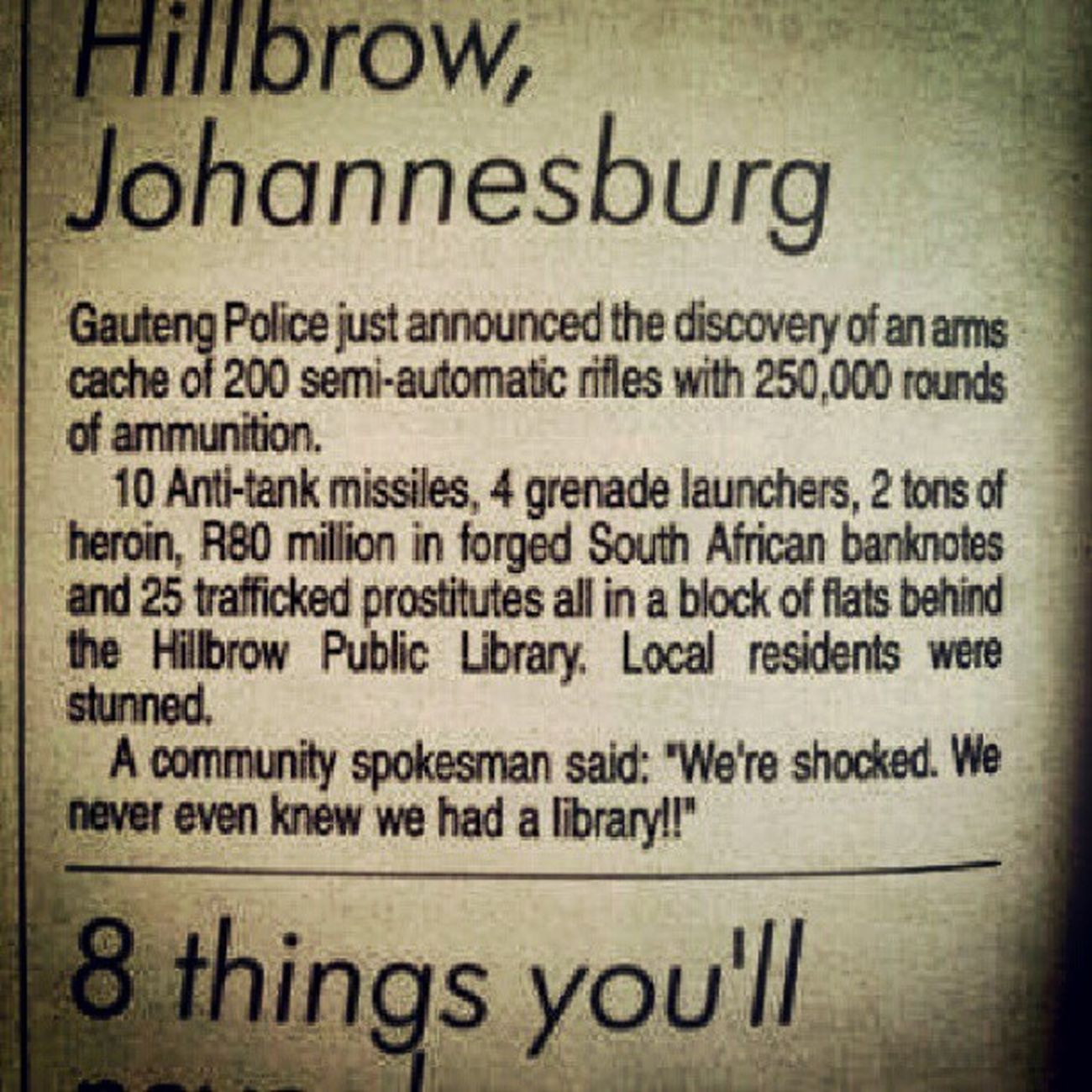 Southafrica Sapolice Jhb OMF stupid dummies ! local