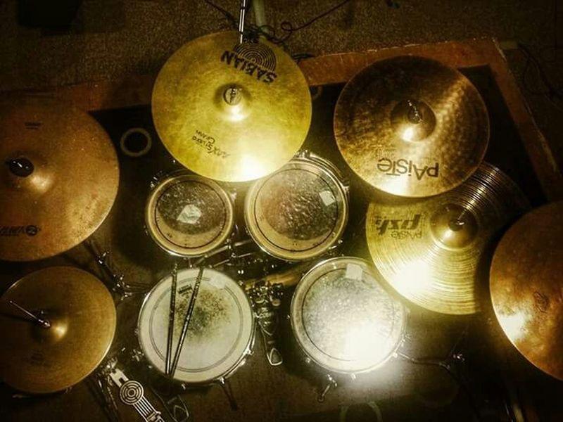 Drums Drumkit Studio Music